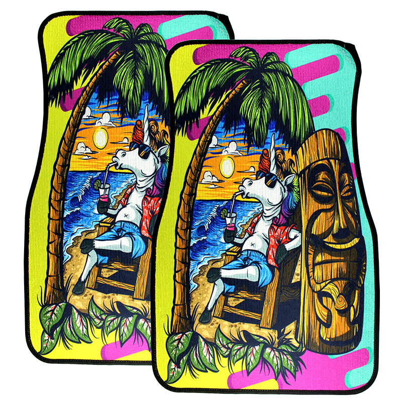 DyeTrans® Car Mats - Front Set of Two