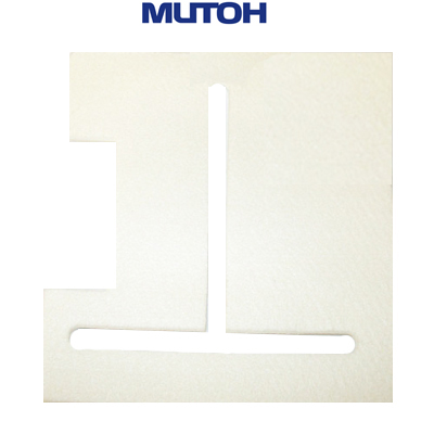 Absorber A for the Mutoh RJ-900