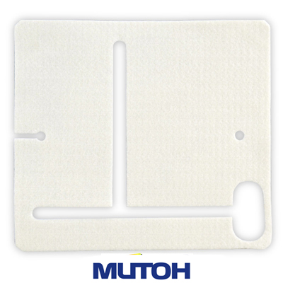 Absorber B for the Mutoh RJ-900