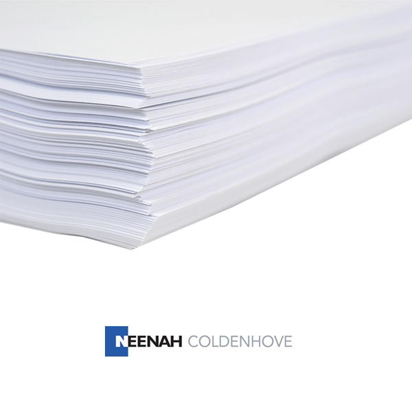 Neenah Coldenhove Jetcol® DHS Sublimation Paper - 4 x 9.5