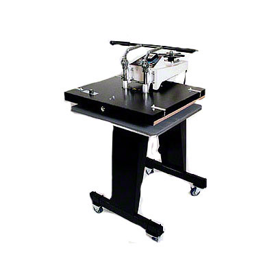 DK25S Digital Jumbo Swing Away Heat Press