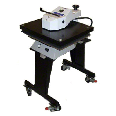 DK25SP Air Auto Digital Heat Press -Dual Heat 220v