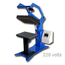 George Knight® DK8 Label Press - 220v
