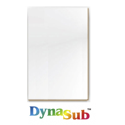 24x12 DynaSub® Aluminum Sheet Stock - Gloss White
