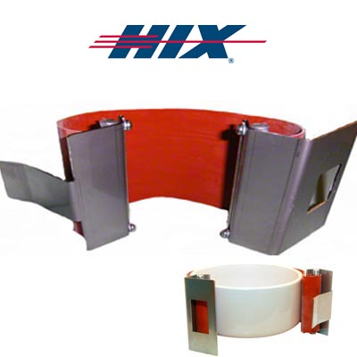 Hix® Dog Bowl Dye Wrap  for Oven Imaging