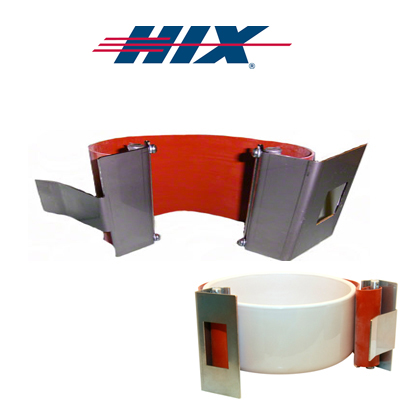 Hix Sublimation Production Wrap for Oven Imaging - Fits Small Pet Bowls