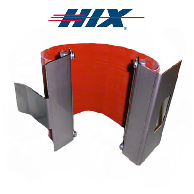 Hix® 20oz Mug Dye Wrap for Oven Imaging - Clamp