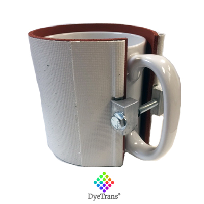 DyeTrans® 20oz Mug Dye Wrap for Oven Imaging