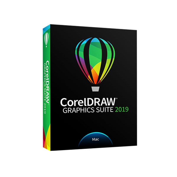 CorelDRAW Graphics Suite 2019 Graphic Design Software - Electronic Download – MAC Version