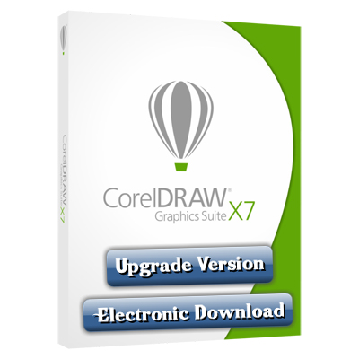 Upgrade from CorelDRAW® X4 to X7 - Download