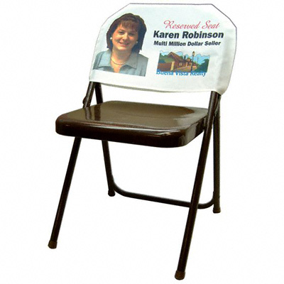 11.5x20 Folding Chair Seat Back Cover