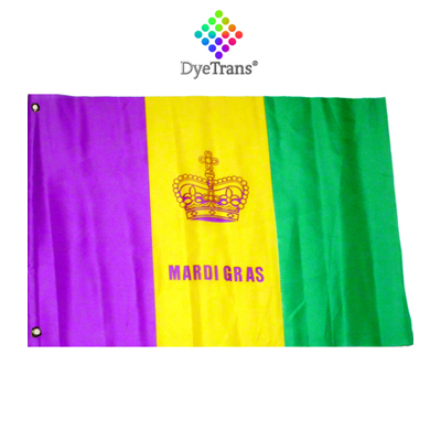 Flags for Sublimation Imprinting