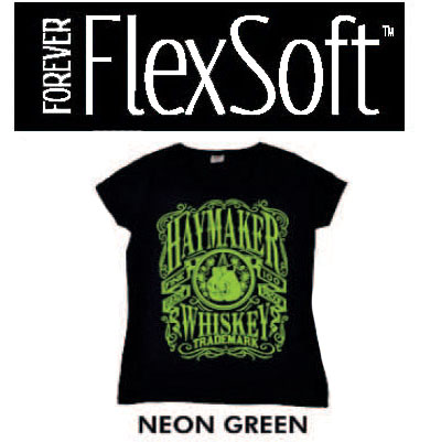 8.5x11 Forever Flex Soft No Cut - Neon Green