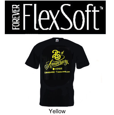 8.5x11 Forever Flex Soft No Cut - Yellow