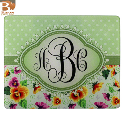 12x15 Large Rectangle Glass Cutting Board -  Bison
