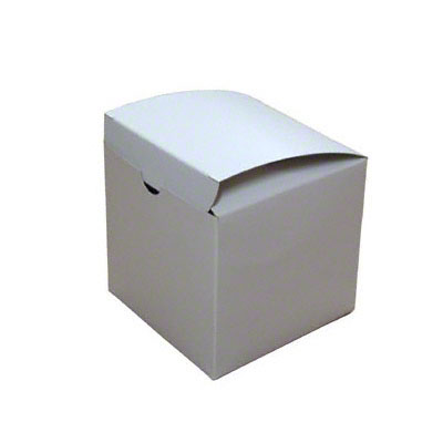 4x4x4 White Chipboard Boxes for 11oz Mugs