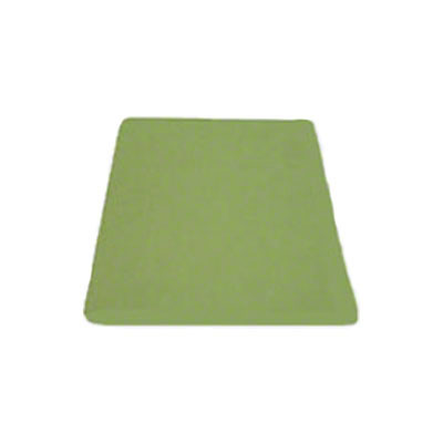 5x10 1/8 Heat Conductive Green Rubber Pad