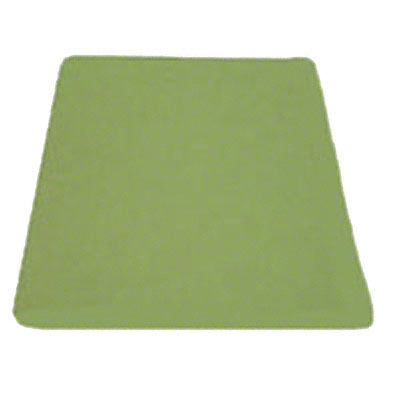6x10.25 1/8 Heat Conductive Green Rubber Pad