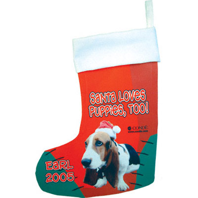 17 Poly Duck Christmas Stocking