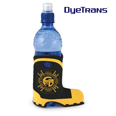 Scuba Foam Boot Shaped 12oz Can Hugger
