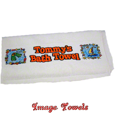 13X18 DyeTrans® Image Towel - White