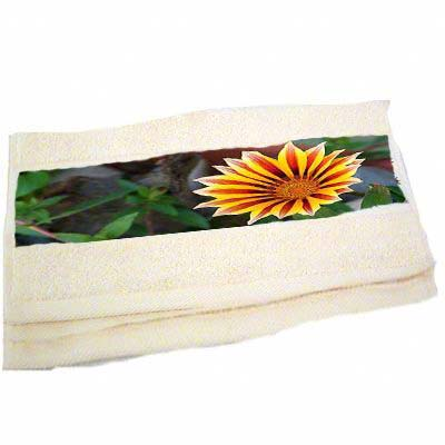 Sublimation Strip - 28x50  Image® Towel - Ivory