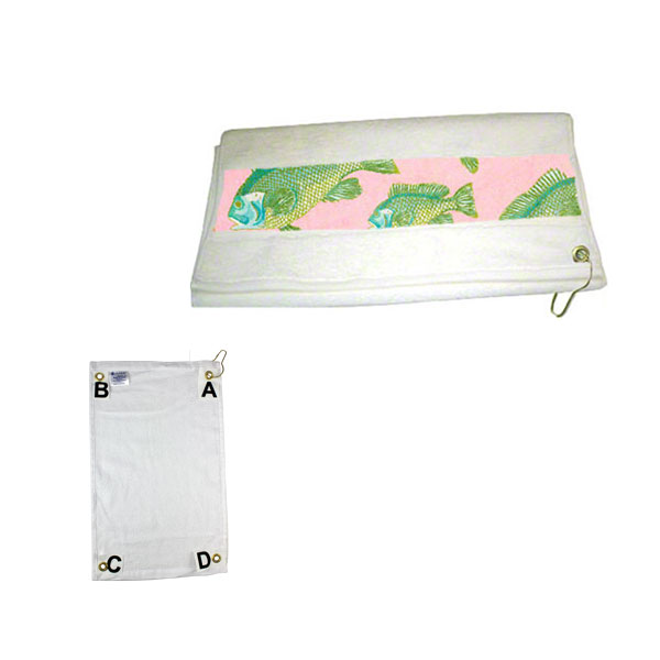 DyeTrans Sublimation Blank Image Towel - 28