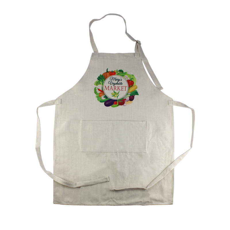33x25 PolyLinen™ Apron with Large Pocket