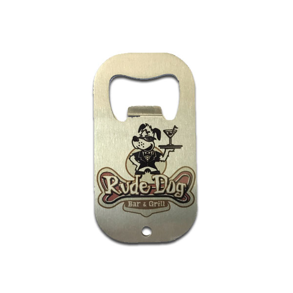 DyeTrans Sublimation Blank Bottle Opener - 1.5