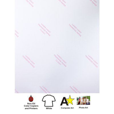 11x17 LASER-Flex CL Transfer Paper -100 sheet pack