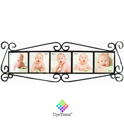DyeTrans Wrought Iron Frame for Select 4