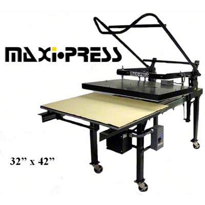 32x42 Manual George Knight® MAXI•PRESS™
