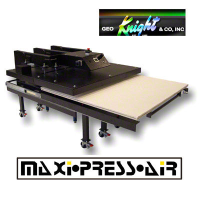 32x42 George Knight® MAXI•PRESS™ Air Operated