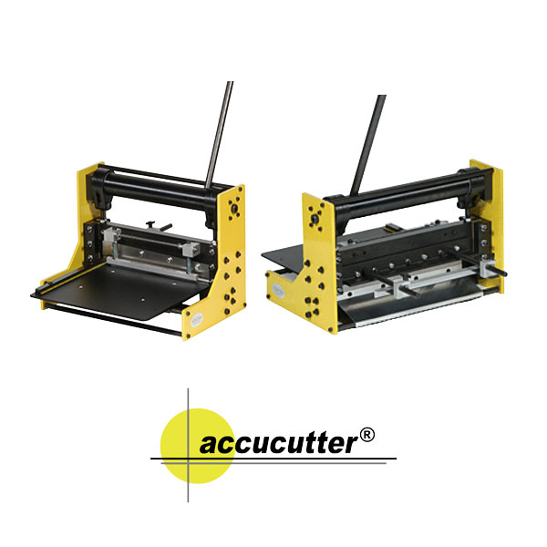accucutter® 4001 Guillotine Shear, 19 Cut, Manual