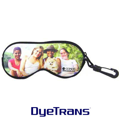 Neoprene Sublimation Blank Eyeglass Case