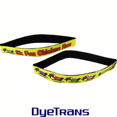 DyeTrans® Neoprene Sublimation Blank Wrist Band - Youth