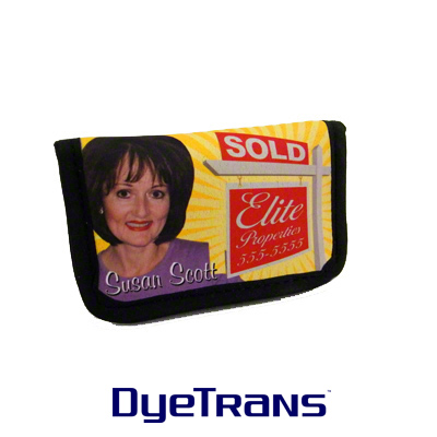DyeTrans Sublimation Blank Neoprene Business Card Holder