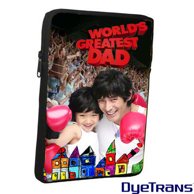 DyeTrans Neoprene iPad® Sized Case