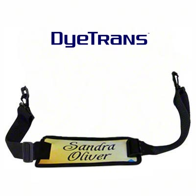 DyeTrans® Spare Shoulder Strap with Sub Fat Pad