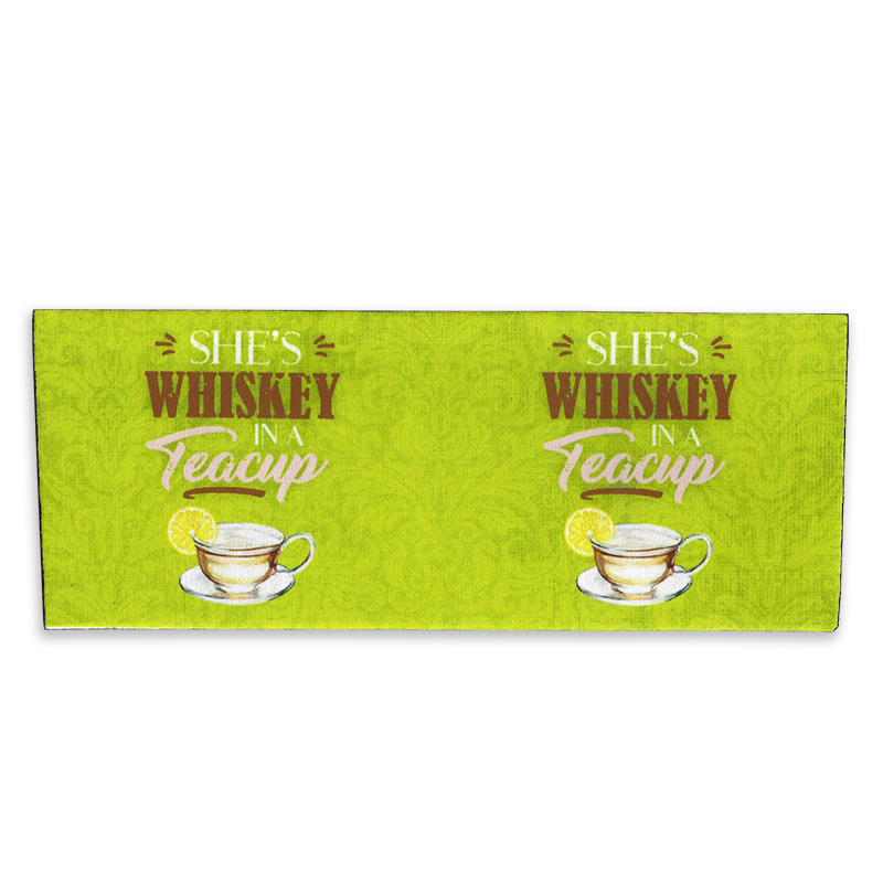 DyeTrans Sublimation Blank Neoprene Ice Cream Pint Hugger - UNSEWN