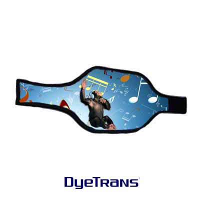 DyeTrans® Neoprene Media Player Arm Band -Large