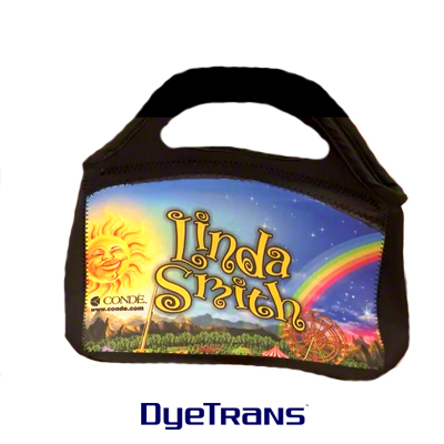 DyeTrans Sublimation Blank Neoprene Mini Lunch Tote