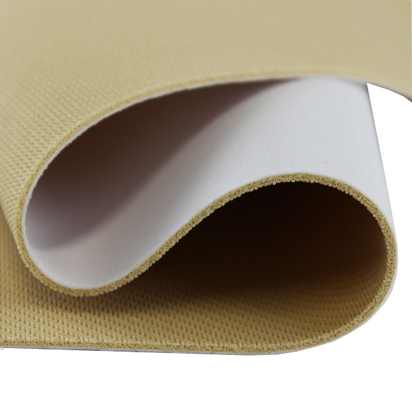 DyeTrans Sublimation Blank Mousepad Material - 1.5mm - Tan-Backed - By the Yard
