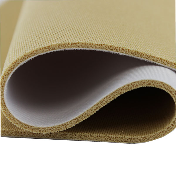 DyeTrans Sublimation Blank Mousepad Material - 3.175mm - Tan-Backed - By the Yard