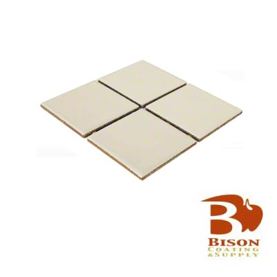 3x3 Tiles - 6 Sheets 4 Tiles - Dura Satin White