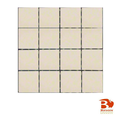 3x3 Tiles - 12 Sheet 16 Tiles - Dura Satin White