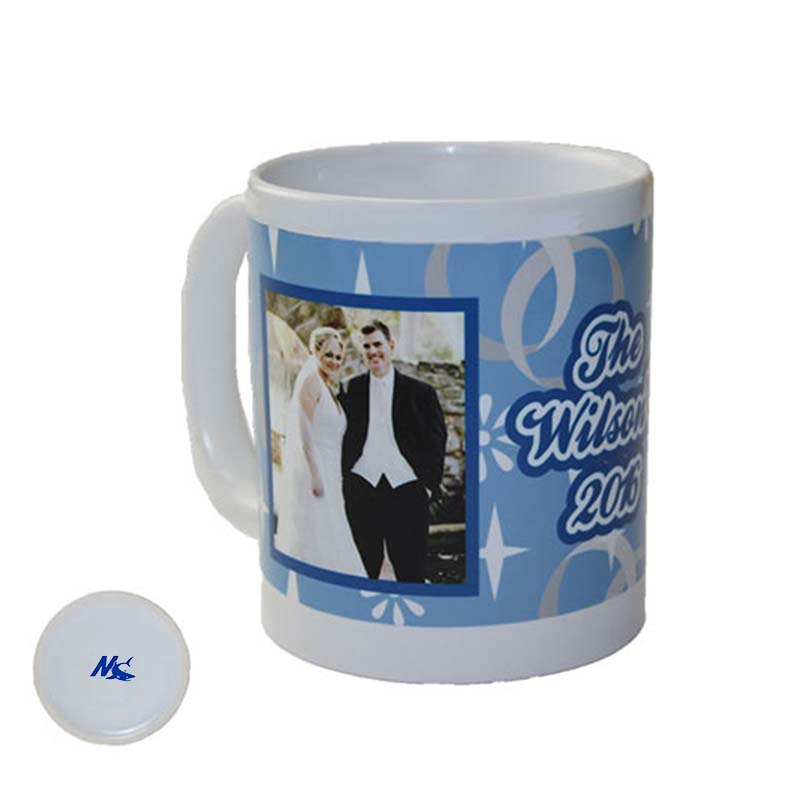 Mako Sublimation Blank Ceramic Mug - 11oz