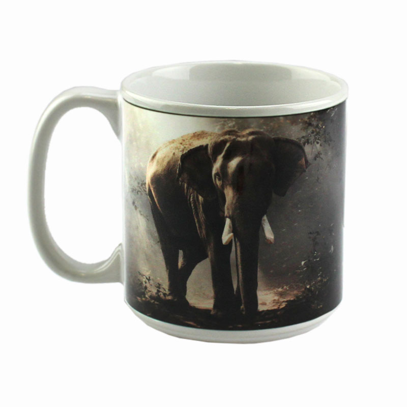 DyeTrans Sublimation Blank Ceramic Mug - 20 oz