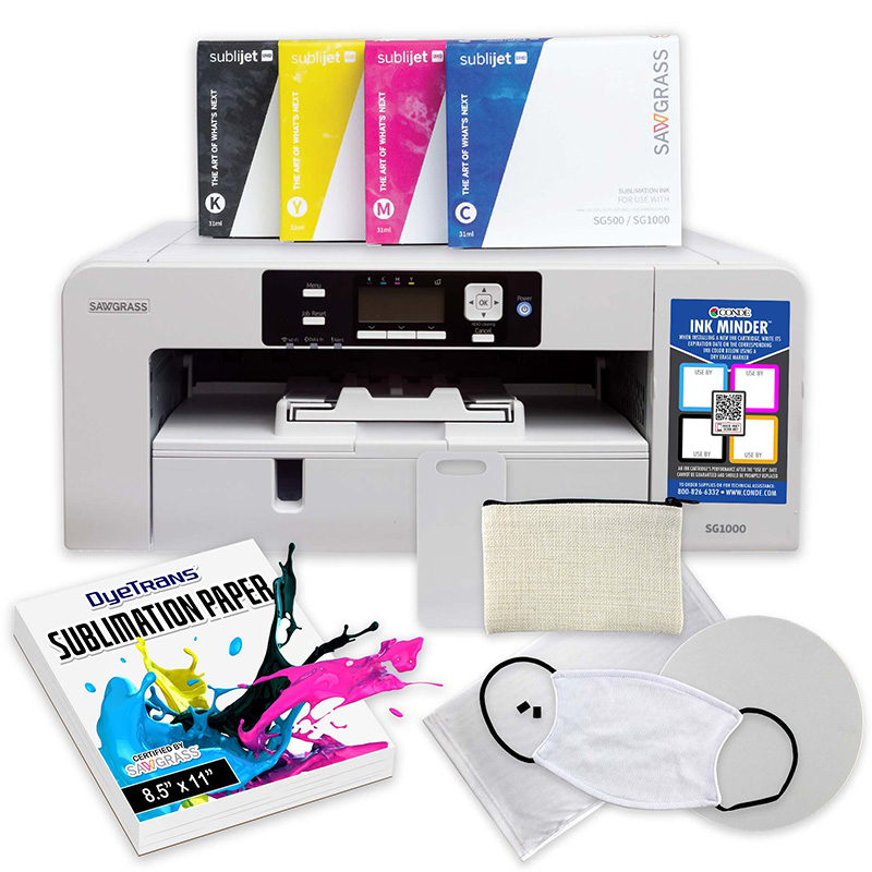 Sawgrass® SG1000 Printer System