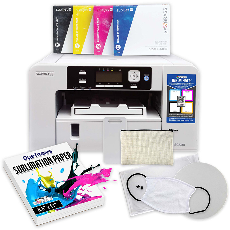 Sawgrass® SG500 Printer System
